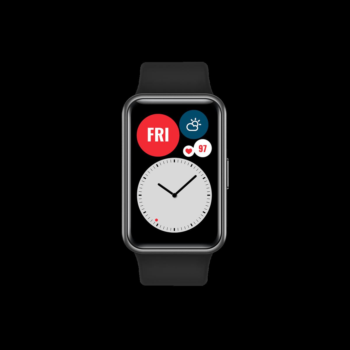 Huawei Watch Fit Preto