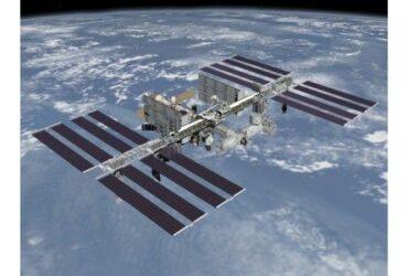 Estação Espacial Internacional 01