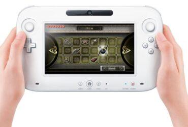 Wii-U-Controller