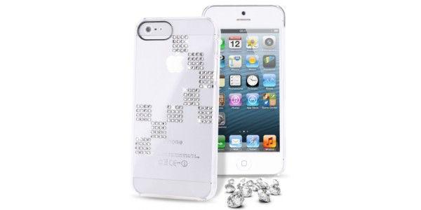 Puro lança capas de cristal e elementos Swarovski para iPhone 5 - PCGuia 58b2e405d1
