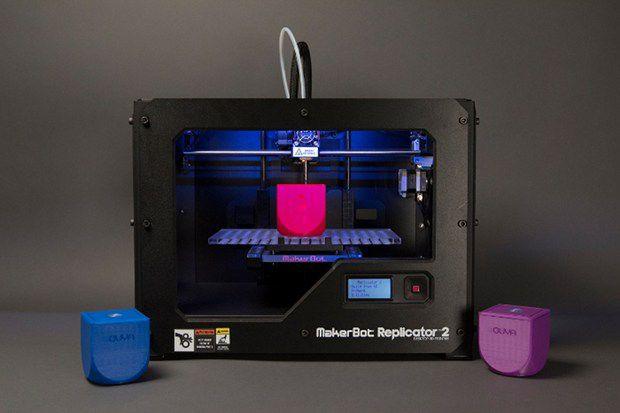 Impressão 3D Caixa Ouya