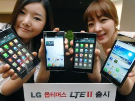 LG LTE