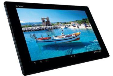 Sony Tablet Z