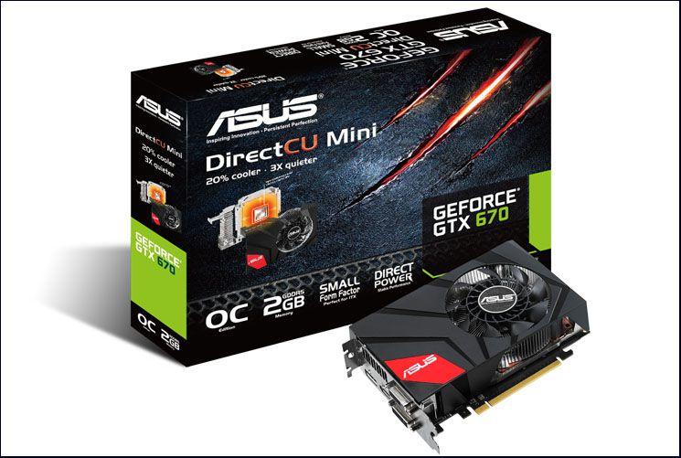 GeForce GTX 670 DirectCU Mini