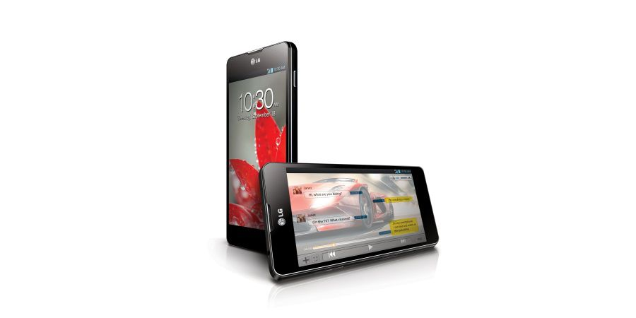 LG Maximo G QSlide Function