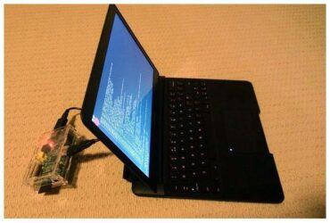 Laptop Raspberry Pi