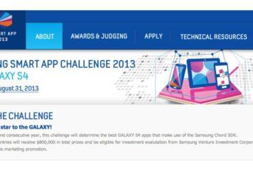 Smart App Challenge 2013