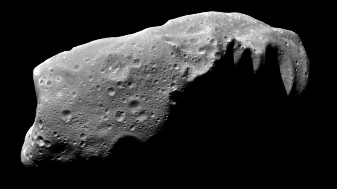 Asteroid 02