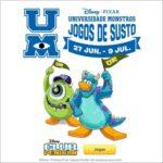 Club Penguin Monstros A Universidade 01
