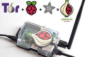 Onion Pi