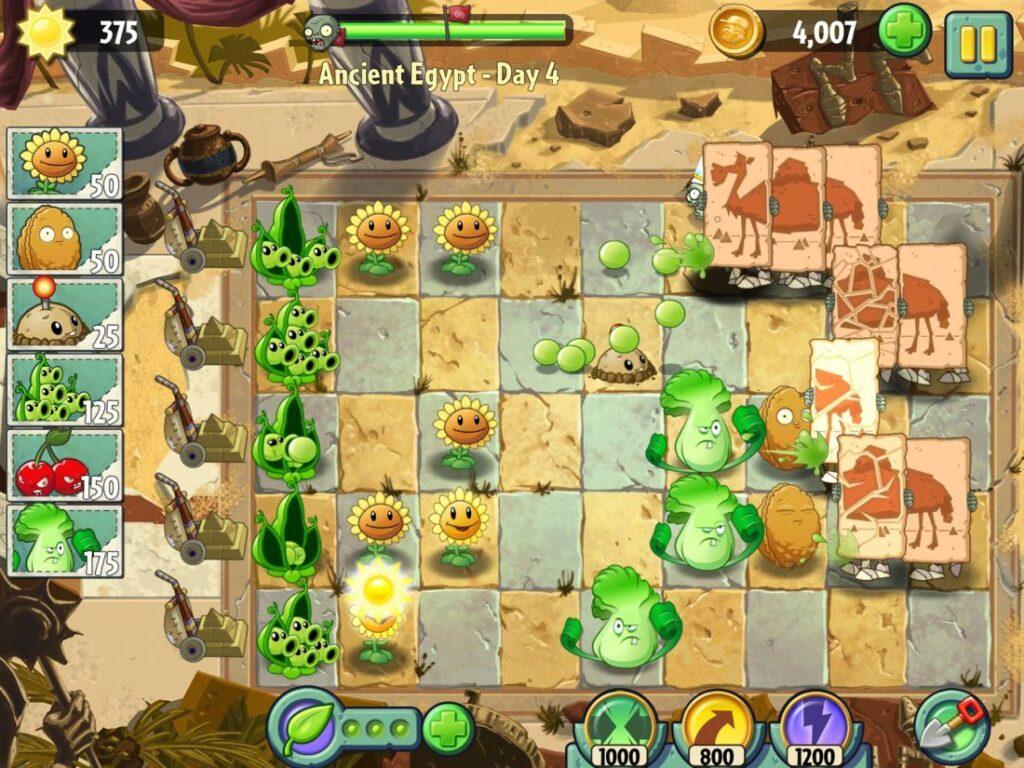 Plants vs. Zombies 2 02