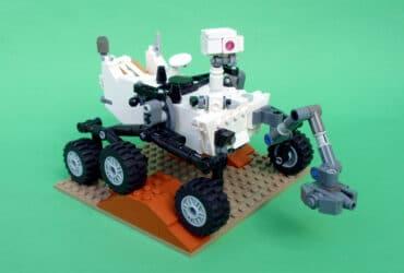 Curiosity Lego