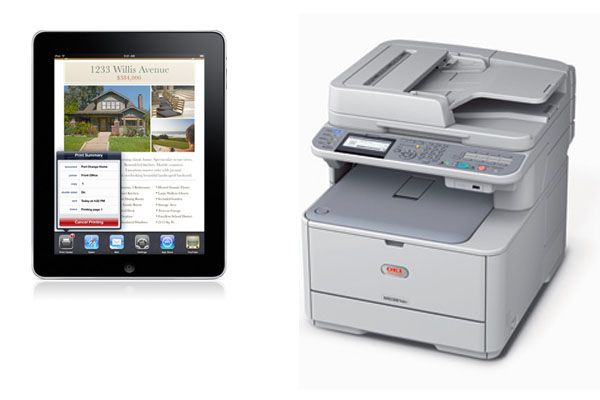 airprint oki