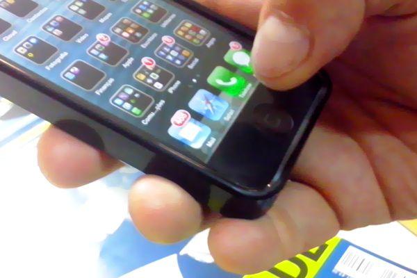 iphone 5s biometrico