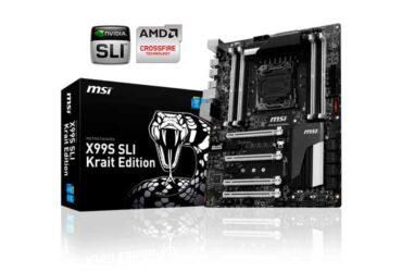 MSI-X99S-SLI-Krait-Edition