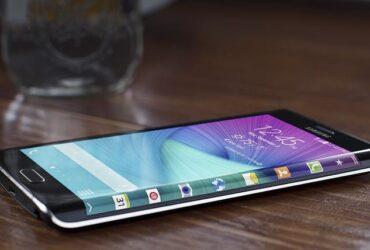 Render Samsung S6 Edge