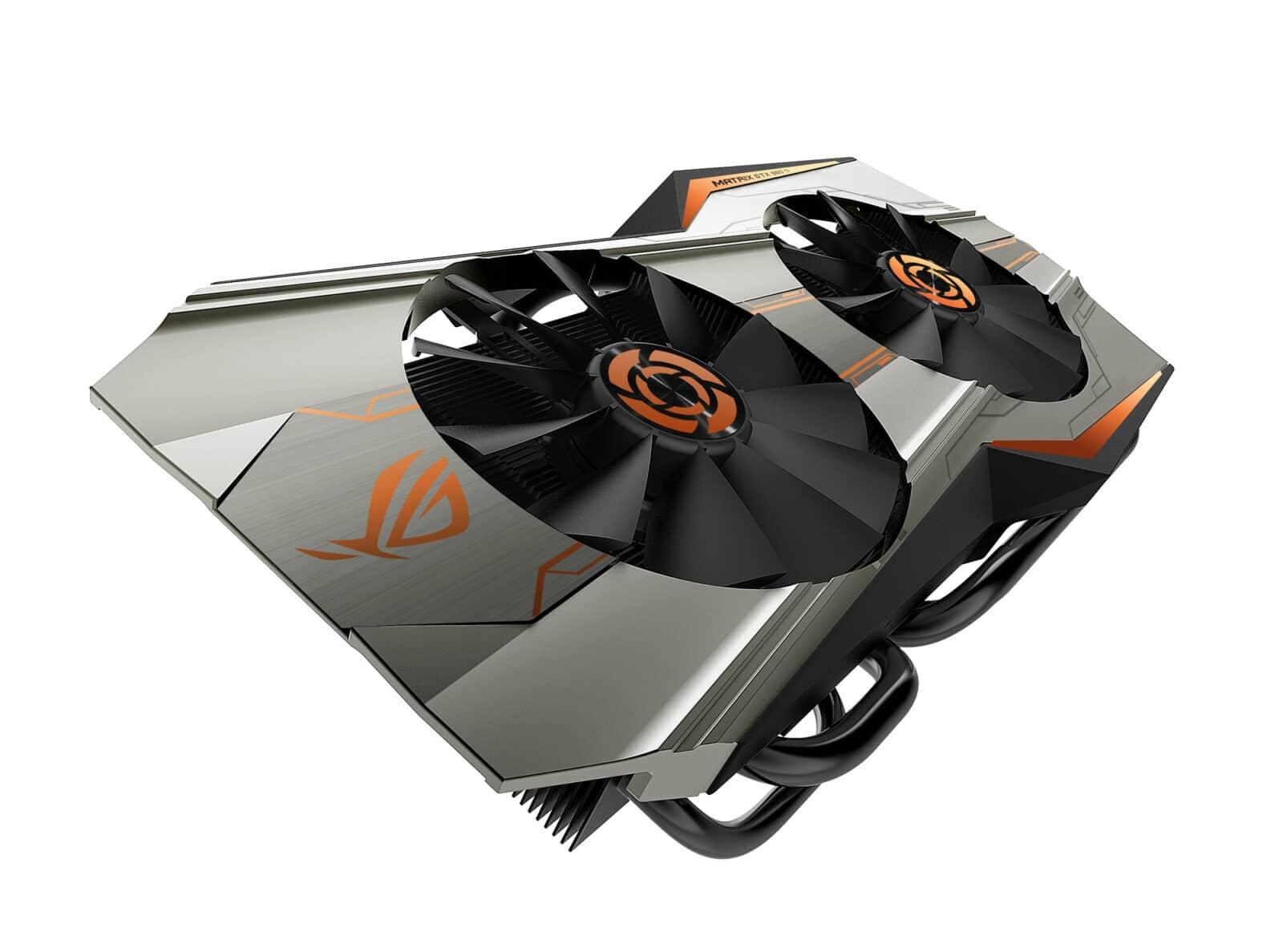 Review - Asus GeForce GTX980 Ti Matrix Platinum