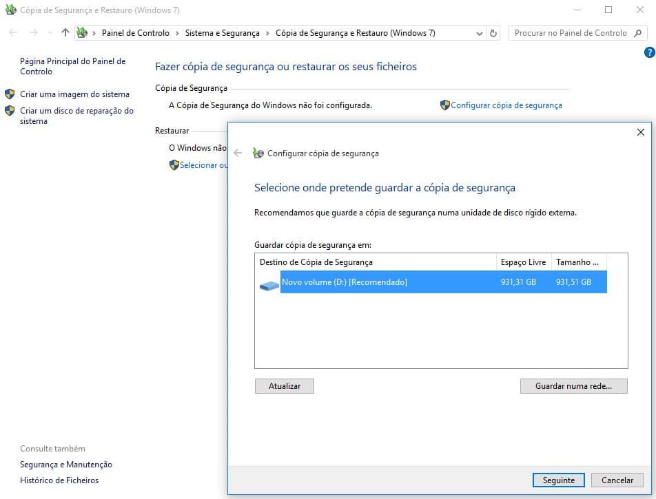 Backup-Windows7