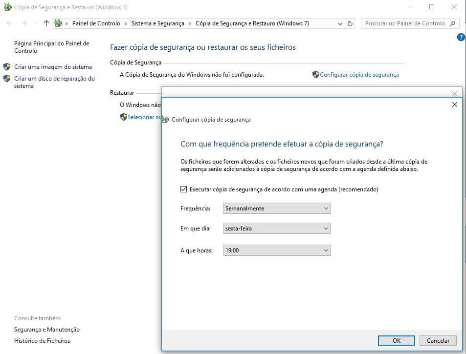 Configurar-Backup