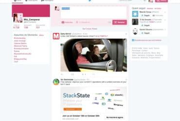 Controle o PC com o Twitter