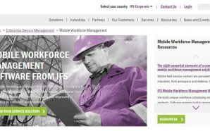 IFS-Mobile-Workforce-Manage