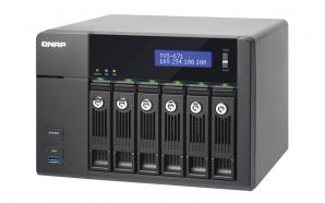 Review - QNAP TVS-671