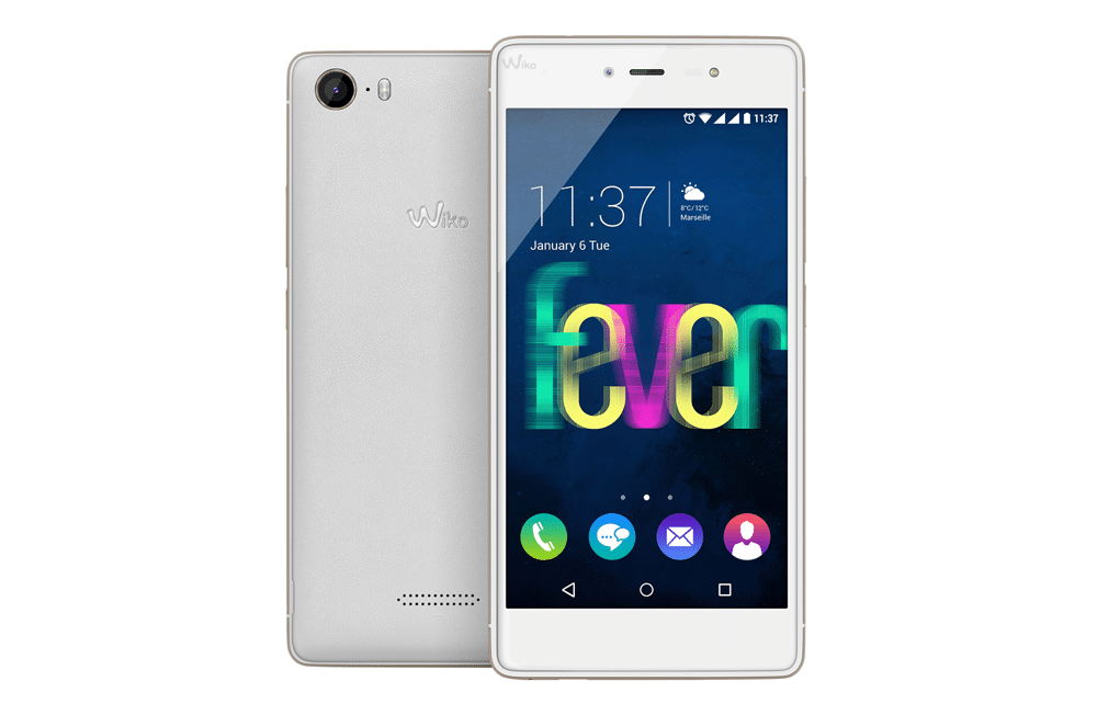 Review - Wiko Fever 4G