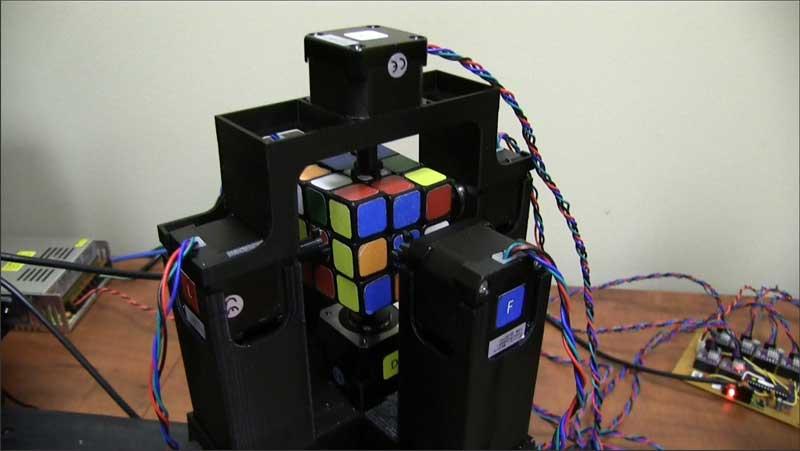 Robot-Rubik-New