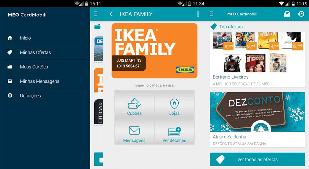 App do Dia - CardMobili