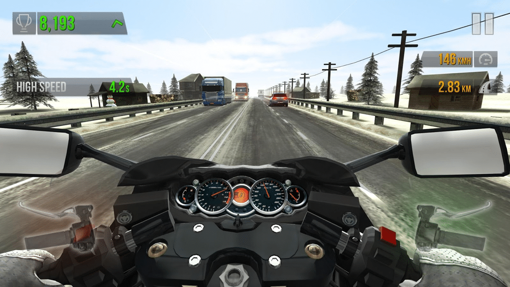 App do Dia - Traffic Rider