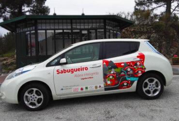 Nissan Leaf Sabugueiro