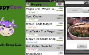 App do Dia - Happy Cow