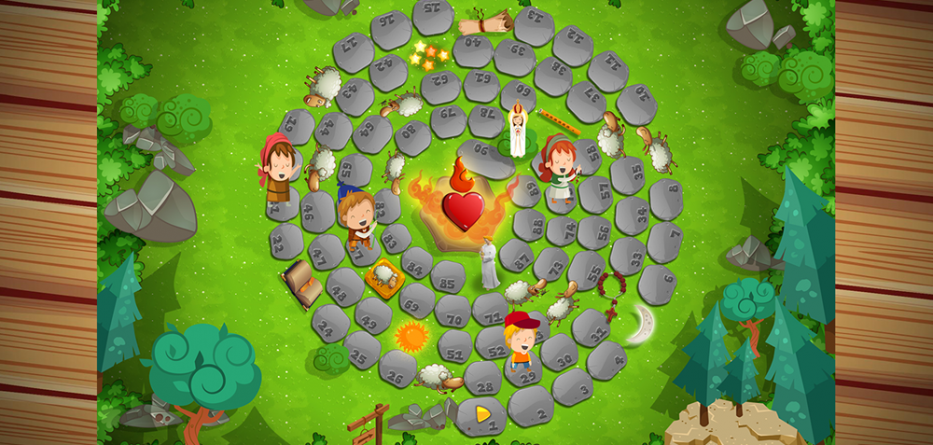 App do Dia - Jogo dos Pastorinhos