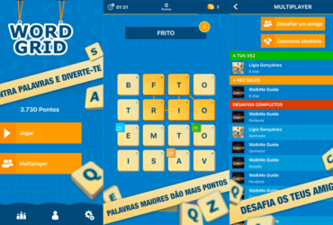 App do Dia - Word Grid