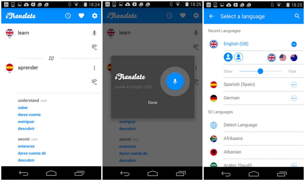 App do Dia - iTranslate