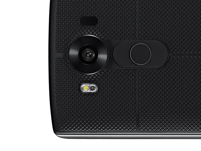 LG V10 câmara