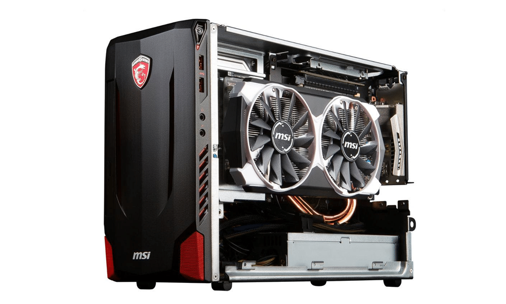 Review - MSi Nightblade Mi
