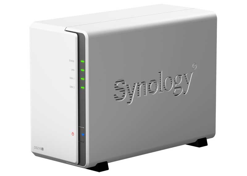 Synology-DiskStation-DS216j