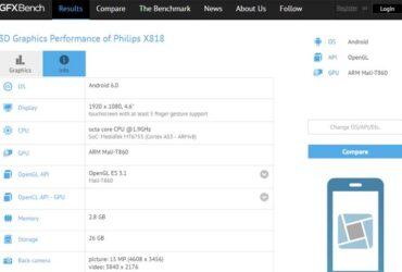 Philips-X818-New