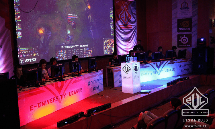 e-University League