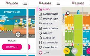 App do Dia - Feira do Livro de Lisboa