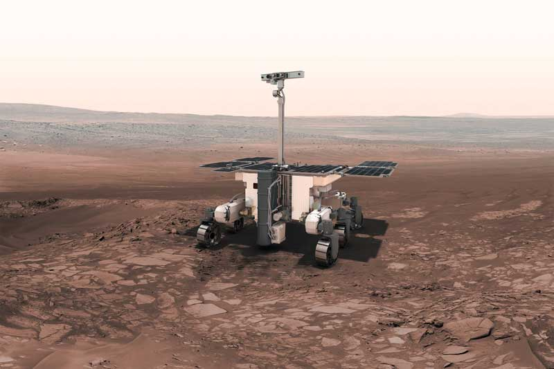 ExoMars-Rover