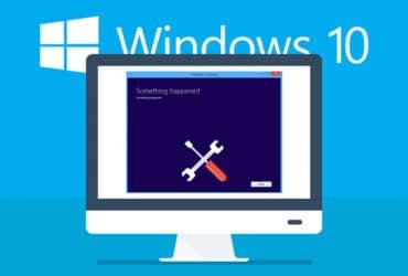Resolva problemas Windows 10 com um clique