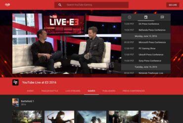 YouTube-Gaming-E3-2016