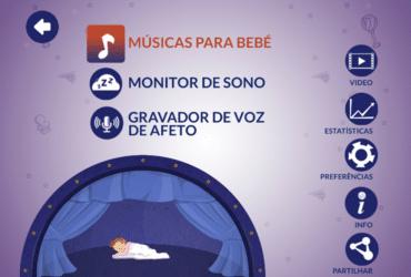 App do Dia - mymaga Baby Sleep