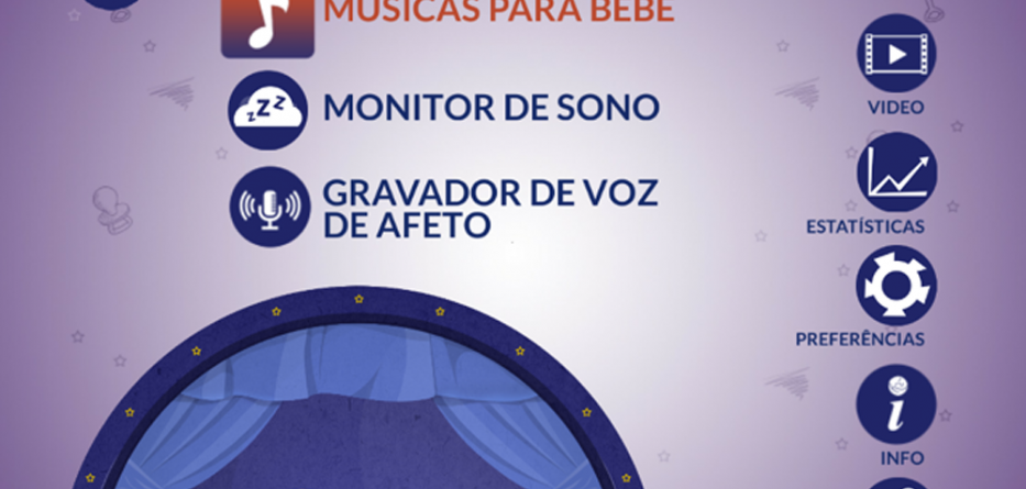 App do Dia - mymaga Baby Sleep