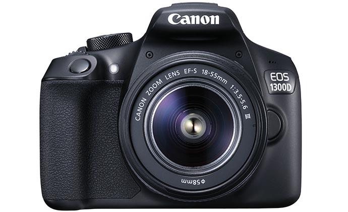 Canon 1300D Mid