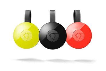 Chromecast-New
