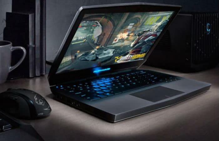 Dell_Alienware 13 OLED_