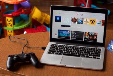 Jogue PlayStation 4 no Mac